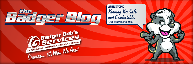 Badger Bob's - March Blog Header