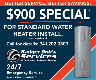 Water Heater $900 Special
