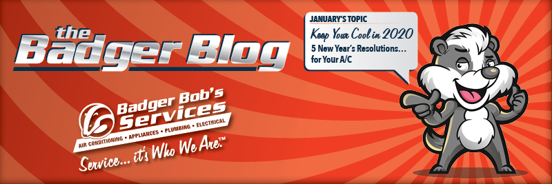 Badger Bob's January Blog Banner