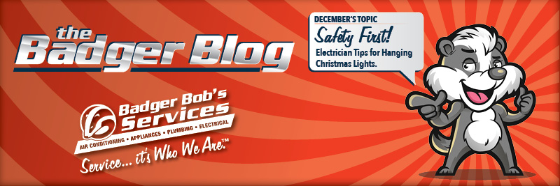 Badger Bob's December Blog Banner